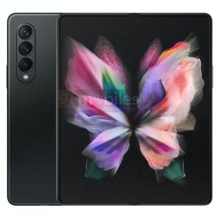 Samsung-Galaxy-Z-Fold3-renders-black-color-01