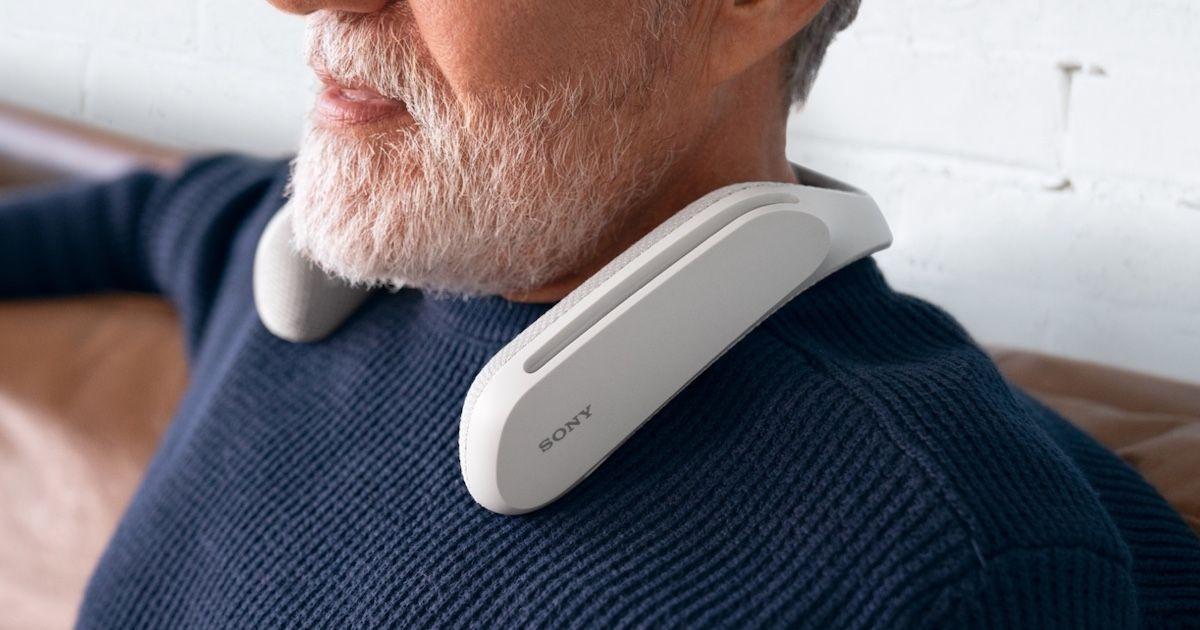 Sony Wi-fi Neckband Speaker (SRS-NB10) design and key specs noticed on FCC