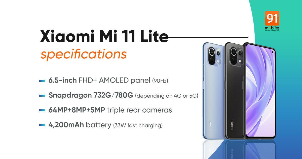 Mi 11 Lite roundup: India launch date, anticipated worth in India, specs, and extra