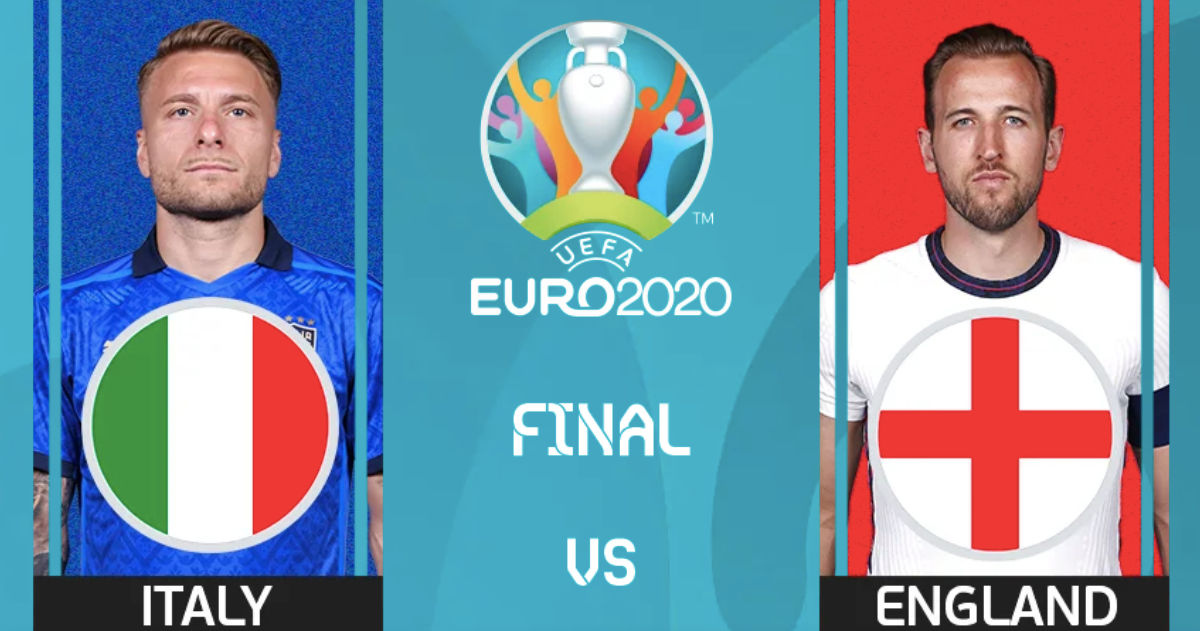 England vs Italy: How to watch UEFA Euro 2020/ 2021 online in India for free