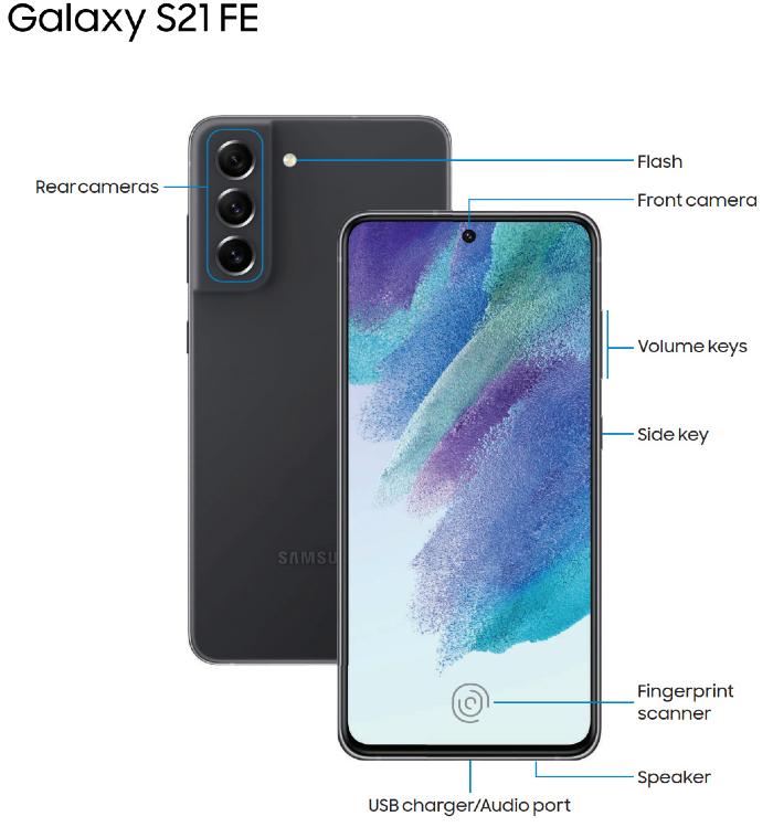 Samsung Galaxy S21 FE manual