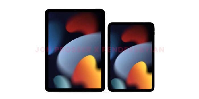 iPad mini and iPad