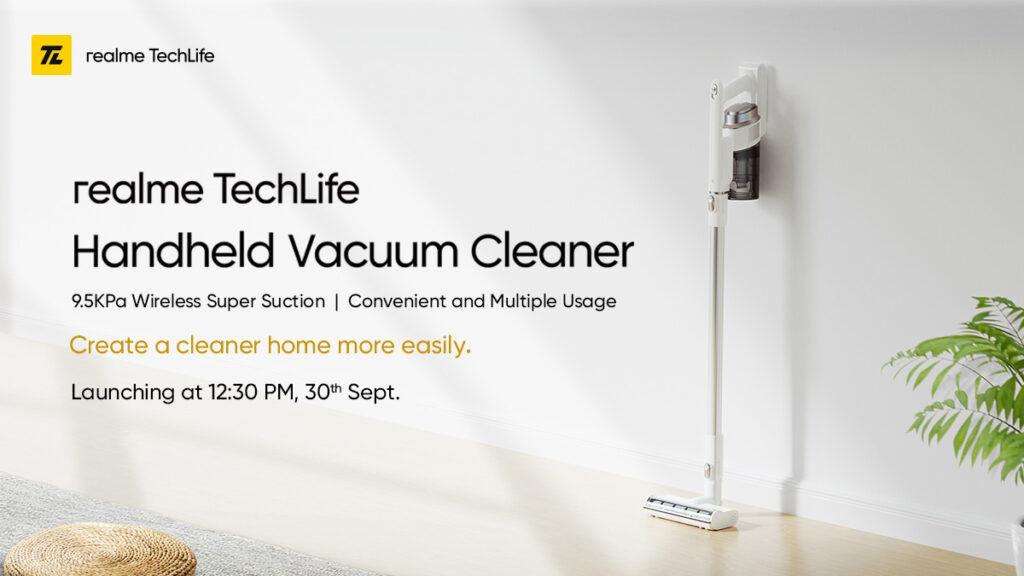 realme handheld vacuum cleaner