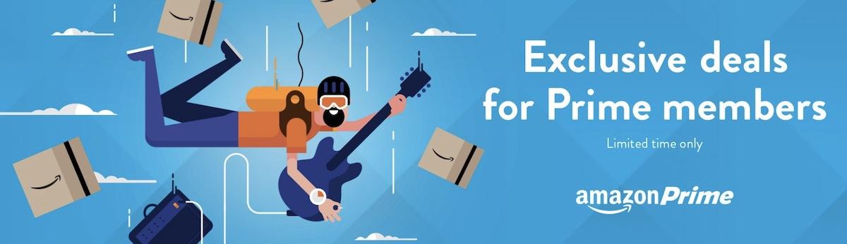 احصل على مزايا إضافية مع عضوية Amazon Prime