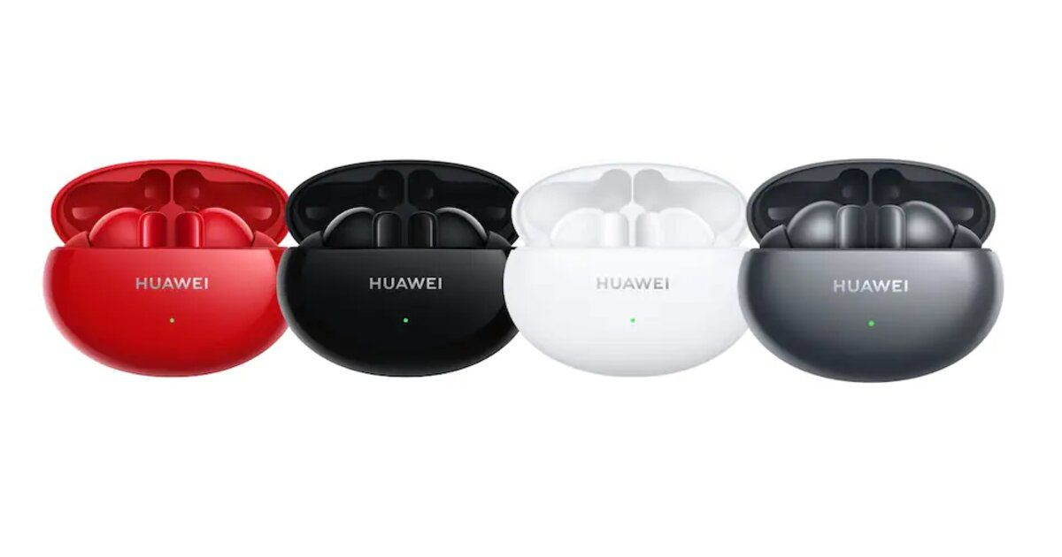 Huawei FreeBuds 4i TWS earphones launched in India with ANC, 10 hours battery: price, features