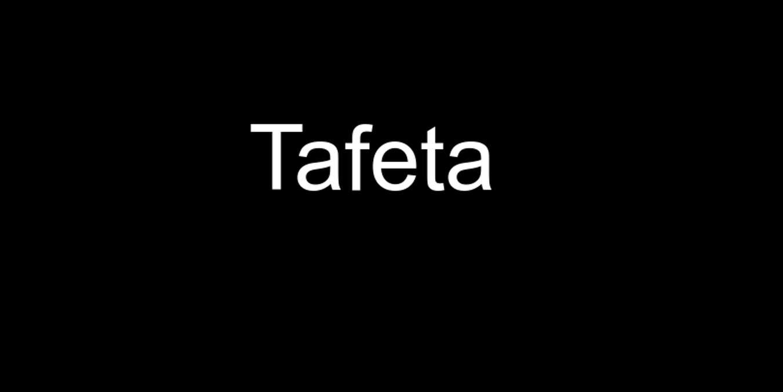 Tafeta