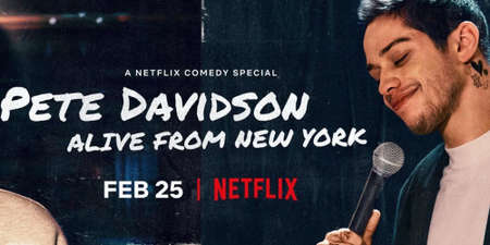 Pete Davidson Alive From New York Cast And Crew List Metareel Com