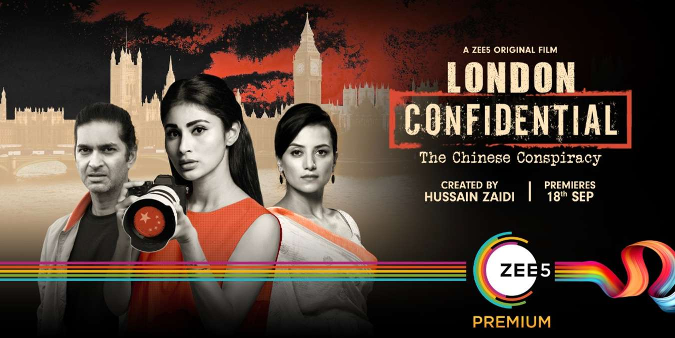 London Confidential: The Chinese Conspiracy