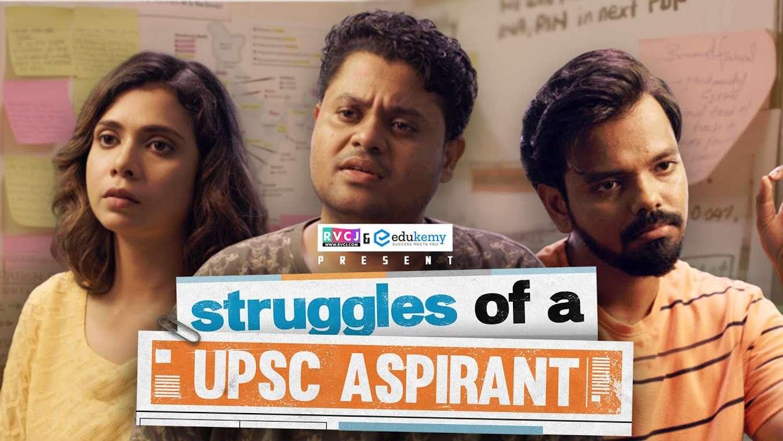 Struggles of a UPSC Aspirant
