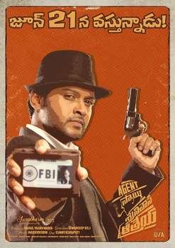 Agent Sai Srinivasa Athreya