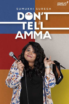 Don't Tell Amma by Sumukhi Suresh