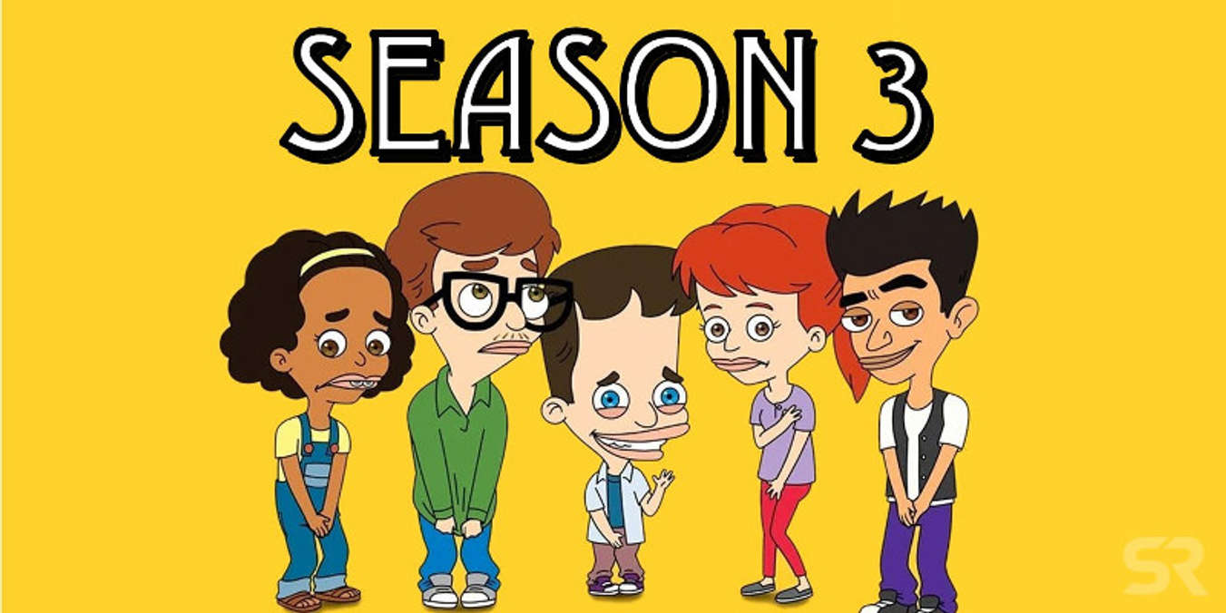 Watch Big Mouth Season 3 Online Metareel Com