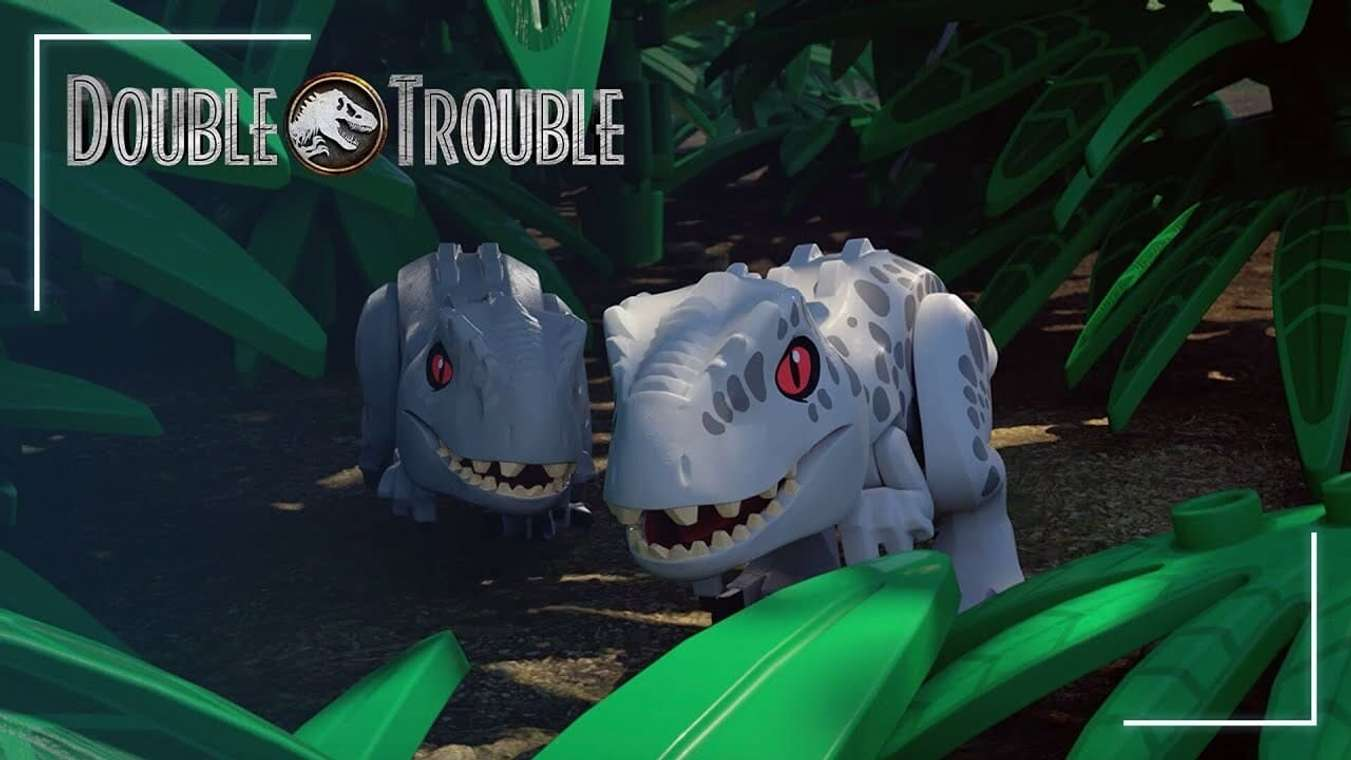 Jurassic World: Double Trouble