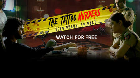 The Tattoo Murders