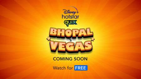 Bhopal to Vegas