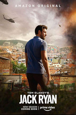 Tom Clancy's  Jack Ryan: Season 2