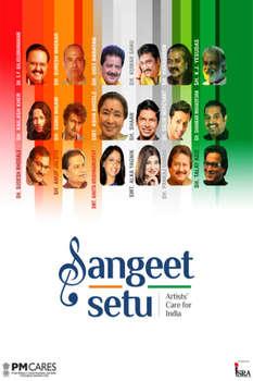 Sangeet Setu - Artists Care for India