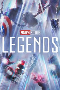 Marvel Studios: Legends