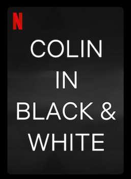 Colin in Black & White