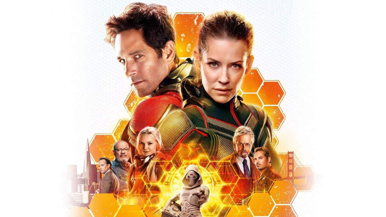Ant Man And The Wasp Stream English