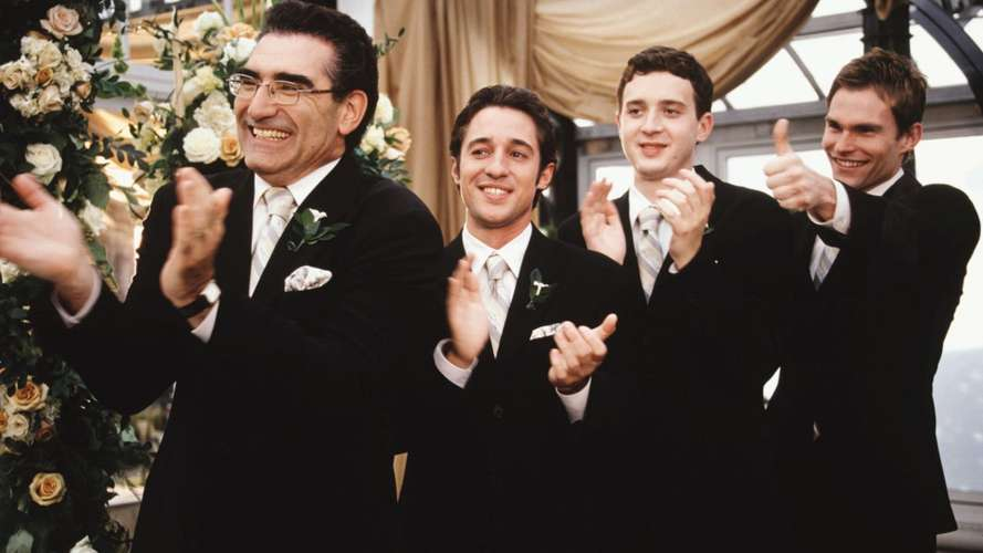 Watch American Wedding Online Full Movie Metareel Com