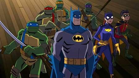 Watch Batman Vs Teenage Mutant Ninja Turtles Online Full Movie Metareel Com
