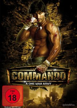 Commando - A One Man Army