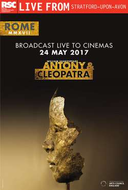RSC Live: Antony & Cleopatra