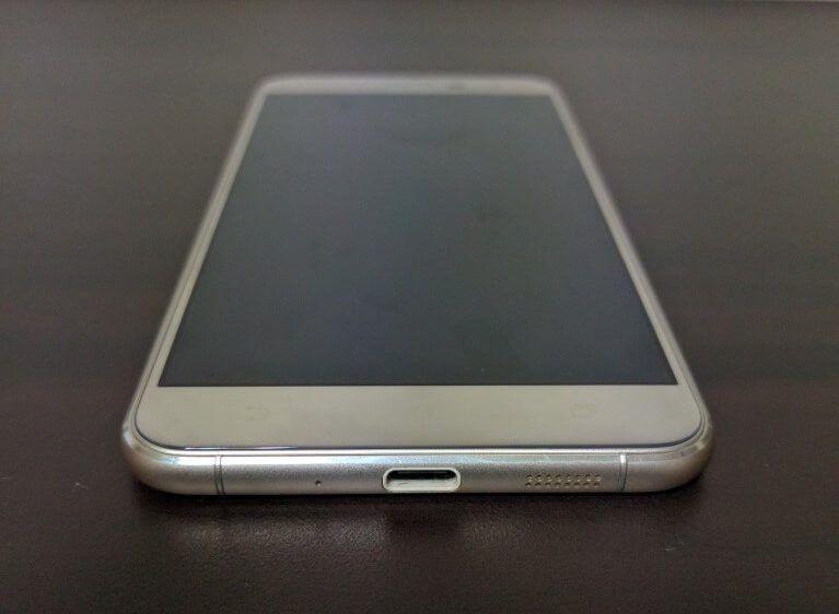 ZenFone 3 USB Type C