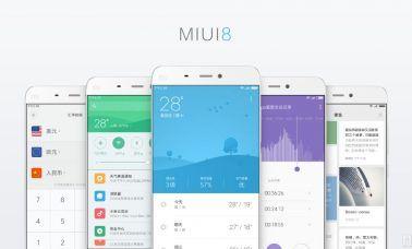 Redmi Note 3 MIUI 8 Update
