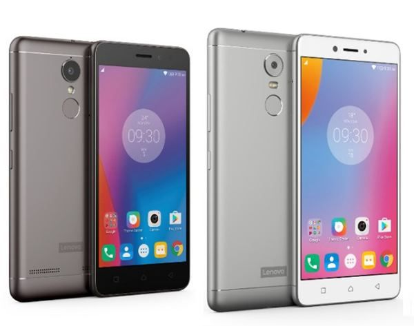 Lenovo K6 Note launched in India