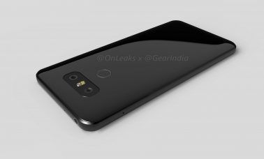 LG G6 Images Leaked
