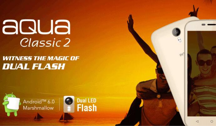 Intex Aqua Classic 2