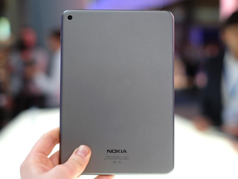 Nokia N1, launched in 2014