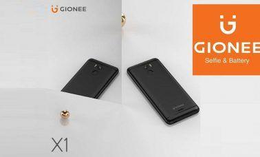 Gionee X1