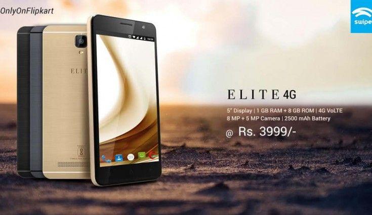 Swipe Elite 4G