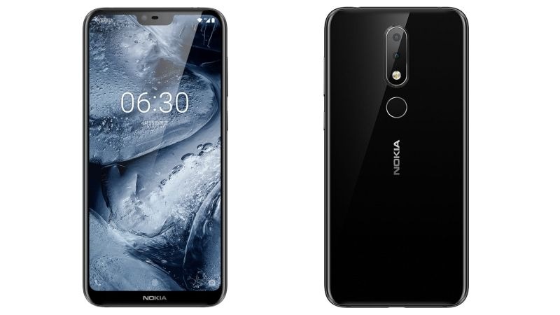Nokia X6 White