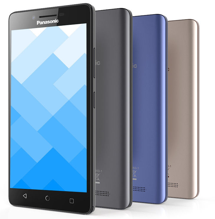 Panasonic P95 with Face Unlock Launched with an Entry-Level