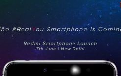 Redmi Smartphone June 7 Launch
