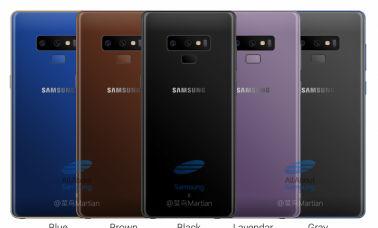 Samsung-Galaxy-Note-9-renders-leaked