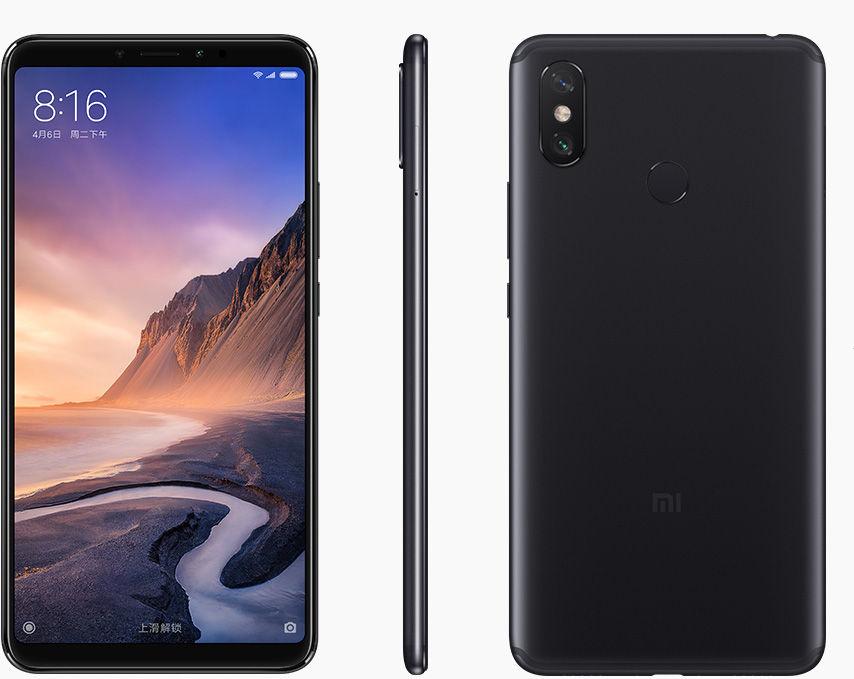 Xiaomi Mi Max 3 Black