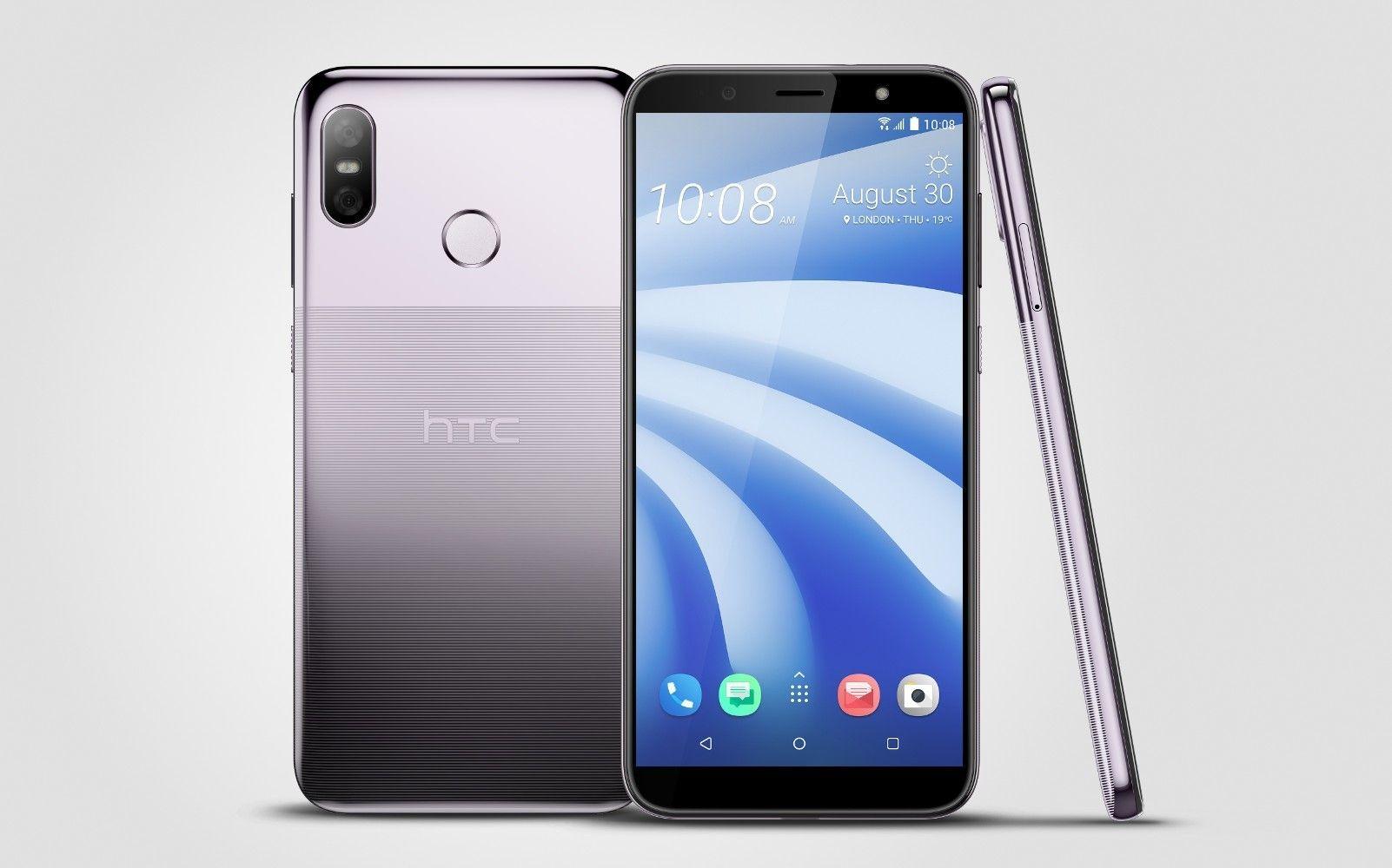 HTC U12 Life Twilight Purple