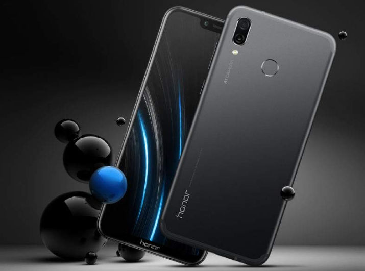 Honor Play Black