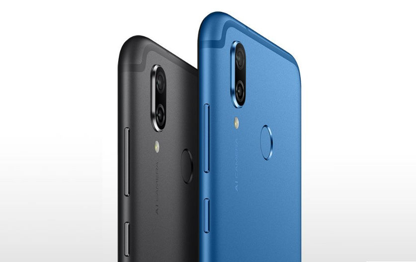 Honor Play color variants