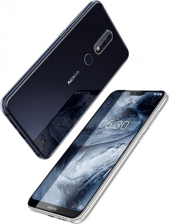 Nokia Launches Two New Phones In India: Nokia 6 1 Plus & Nokia 5 1