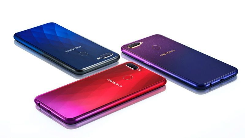 OPPO F9 Pro with 25MP AI Selfie Camera, VOOC Flash Charging is