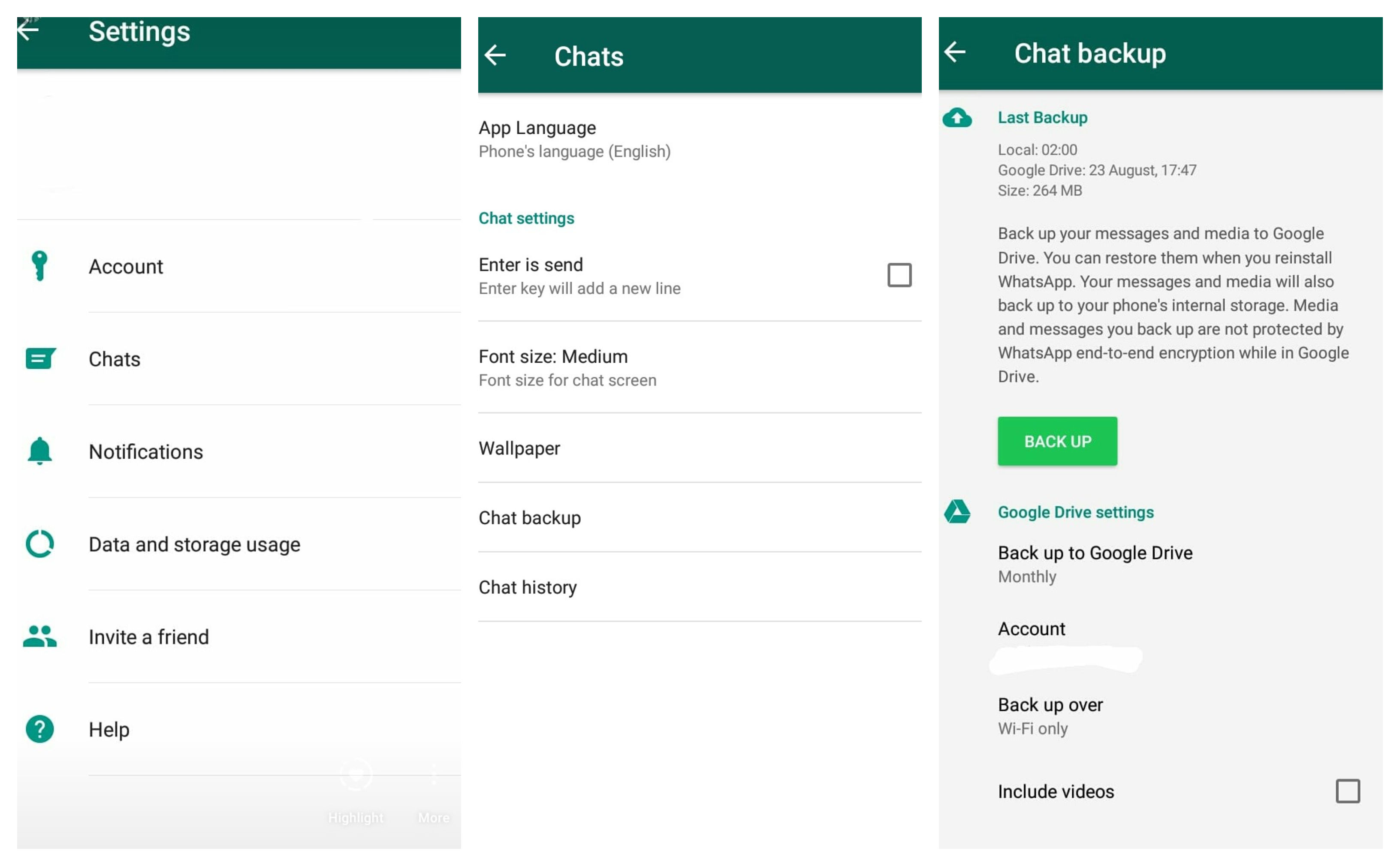 Whatsapp Will Delete Your Old Data Unless You Backup Manually