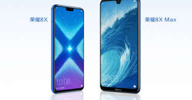 Honor 8X and honor 8X Max