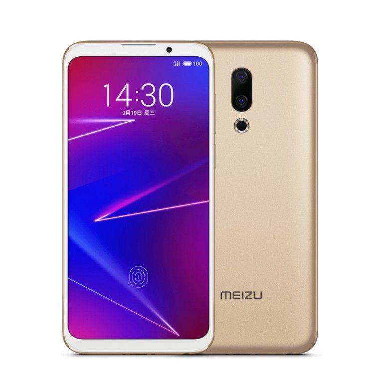 Meizu 16X Gold