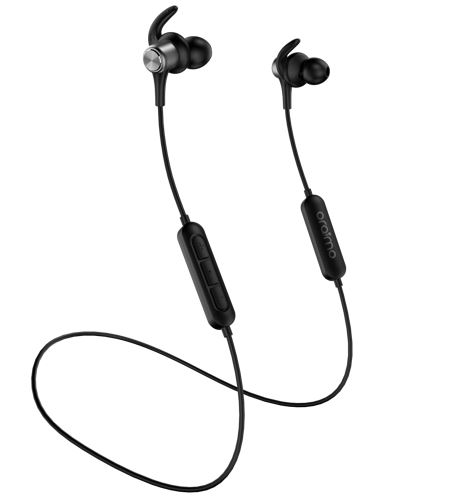 381796545d2 Oraimo Shark OEB-E57D Bluetooth earphones launched for Rs 2,399 -  Pricebaba.com Daily